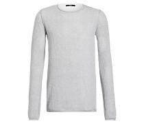 Pullover in Struktur-Strick
