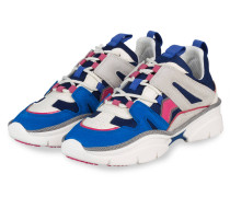 Sneaker KINDSAY - BLAU/ WEISS
