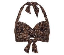 Neckholder-Bikini-Top SAFARI SPOT