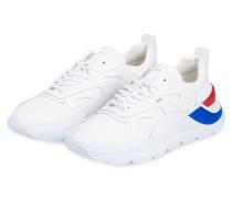 Sneaker FUGA MONO - WEISS/ ROT/ BLAU
