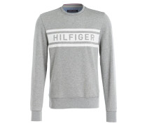 Sweatshirt DENTON - grau meliert