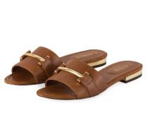 Sandalen DAVAN - braun