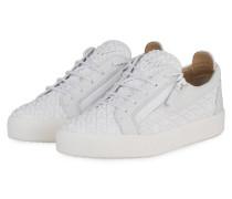 Sneaker FRANKIE STUDS - WEISS