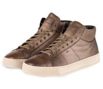 Hightop-Sneaker GLORIA - TAUPE