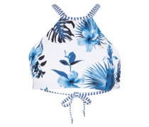 High-Neck-Bikini-Top TROPIC COAST