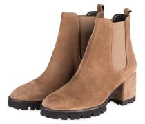 Chelsea-Boots CORI - HELLBRAUN