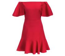 Off-Shoulder-Kleid ABITO mit Seidenanteil und