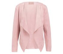 Blazer-Jacke - rosa