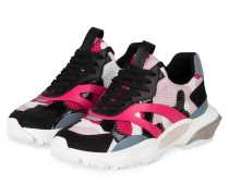 Sneaker BOUNCE - GRAU/ SCHWARZ/ PINK