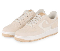 finest selection 60222 01cf9 Sneaker AIR FORCE 107 PREMIUM - NUDE. Nike