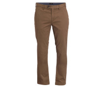 Chino CLASCOR Classic-Fit - camel