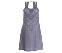 Kleid CANTINE - grau/ weiss