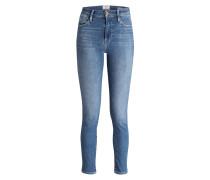 Jeans HIGH SKINNY CROP
