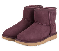 Boots CLASSIC MINI II - PFLAUME