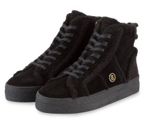 Hightop-Sneaker DENVER 2B - SCHWARZ