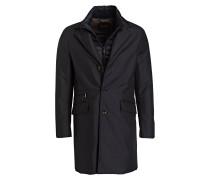 Mantel HARRIS mit abnehmbarer Blende