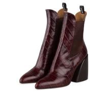 Cowboy Boots WAVE - HOT TAN