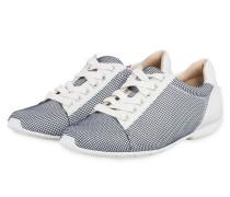 Sneaker ANJUSCHA - DUNKELBLAU/ WEISS