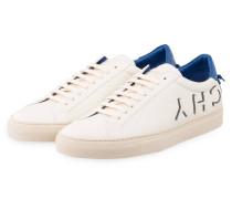 Sneaker - CREME/ BLAU