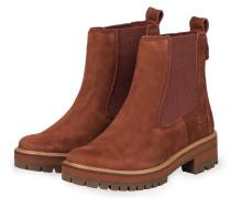 Chelsea-Boots COURMAYEUR VALLEY - COGNAC