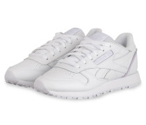 Sneaker CLASSIC LEATHER - WEISS