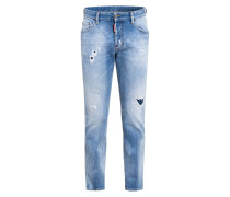 Destroyed Jeans SKATER Extra Slim Fit