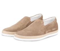 Slip-on-Sneaker - KHAKI