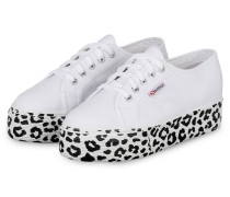 Plateau-Sneaker 2790 - WEISS