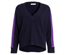Pullover ARTIC - navy/ lila/ rosa