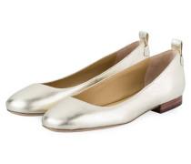 Ballerinas GLENNA - GOLD METALLIC