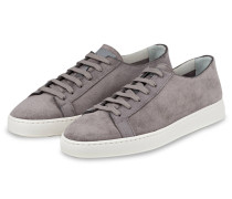 Sneaker CLEAN ICON SUEDE - GRAU