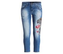 7/8-Jeans VANILLE