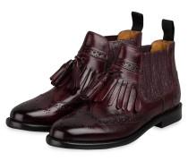 Chelsea-Boots SELINA 5 - BORDEAUX