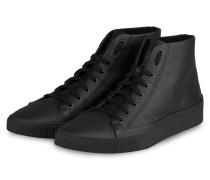 Hightop-Sneaker ZERO - SCHWARZ