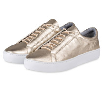 Sneaker - GOLD METALLIC