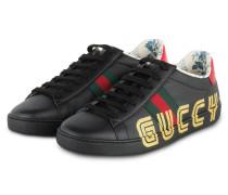 Sneaker NEW ACE GLITTER - SCHWARZ