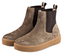 Plateau-Chelsea-Boots - TAUPE
