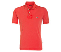 Piqué-Poloshirt TALY1 - rot
