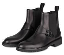 Chelsea-Boots PLAISTOW - SCHWARZ