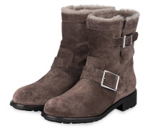 Boots YOUTH - TAUPE