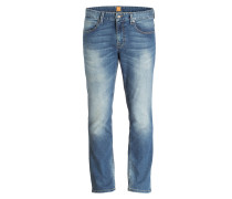 Jeans ORANGE63 Slim-Fit - bright blue