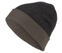 Cashmere-Mütze zum Wenden