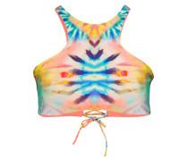 High-Neck-Bikini-Top SOL zum Wenden