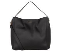 Hobo-Bag M CAPRICCIO - schwarz