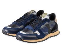 Sneaker ROCKRUNNER CAMOUFLAGE - BLAU/ GRAU
