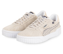 Sneaker CALI SUEDE QUILT - HELLBEIGE