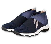 Slip-on-Sneaker Kreuzbänder Strap