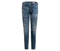 Destroyed Jeans 3301 Slim Fit