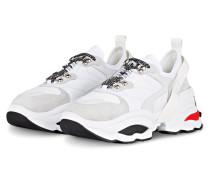 Plateau-Sneaker GIANT K2 - WEISS