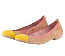 Ballerinas SHIRLEY - BEIGE/ GELB/ ROSA